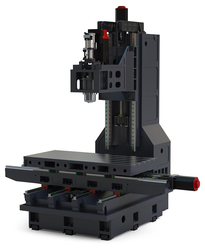HD-V158F 大行程三轴线轨立加